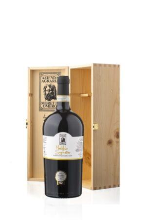 MONTEFALCO SAGRANTINO 1,5 lt 2016 + scatola